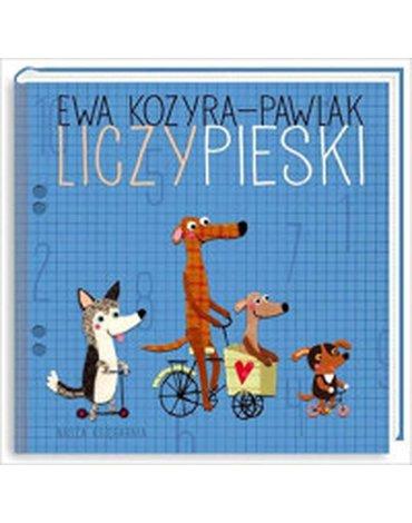 Nasza Księgarnia - Liczypieski
