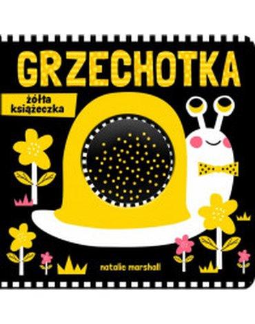 Wilga / GW Foksal - Grzechotka. Żółta książeczka