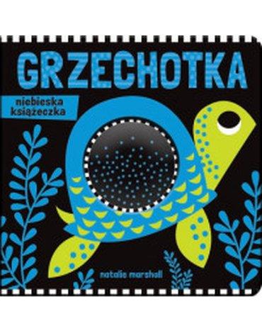 Wilga / GW Foksal - Grzechotka. Niebieska książeczka