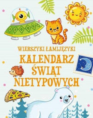 Dragon - nagrodówka - Łamijęzyki. Kalendarz świąt nietypowych
