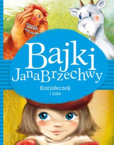 Skrzat - Bajki Jana Brzechwy. Koziołeczek i inne