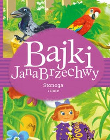 Skrzat - Bajki Jana Brzechwy. Stonoga i inne