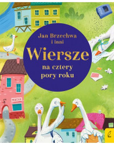 Wilga / GW Foksal - Wiersze na cztery pory roku