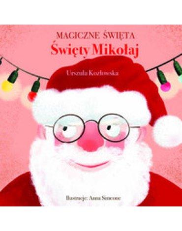 Olesiejuk Sp. z o.o. - Magiczne święta. Święty Mikołaj