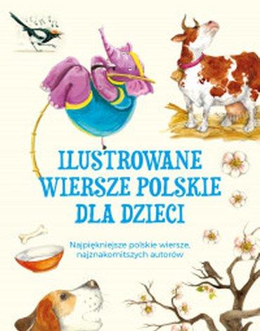 Dragon - Ilustrowane wiersze polskie dla dzieci