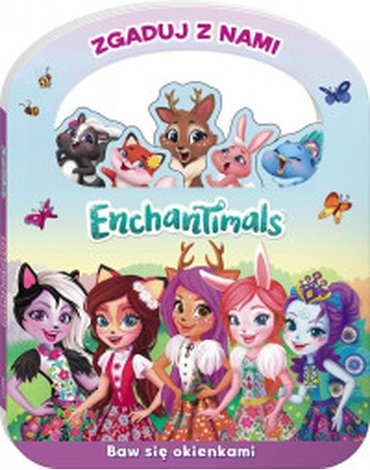 Ameet - Enchantimals. Zgaduj z nami