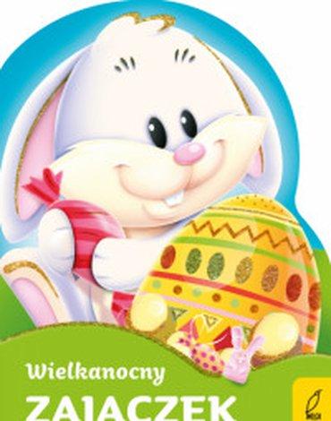 Wilga / GW Foksal - Wykrojnik. Wielkanocny zajączek