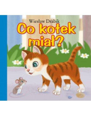 Skrzat - Co kotek miał?
