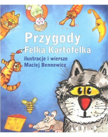 Coach&Couch Autobus i Kanapa - Przygody Felka Kartofelka