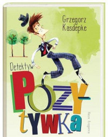 Nasza Księgarnia - Detektyw Pozytywka