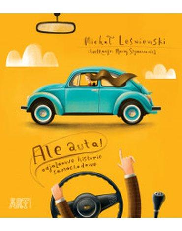 Egmont - Ale auta! Odjazdowe historie samochodowe