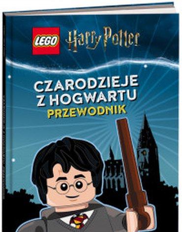 Ameet - Lego. Harry Potter. Czarodzieje z Hogwartu. Przewodnik