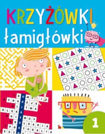 Olesiejuk Sp. z o.o. - Krzyżówki łamigłówki 1