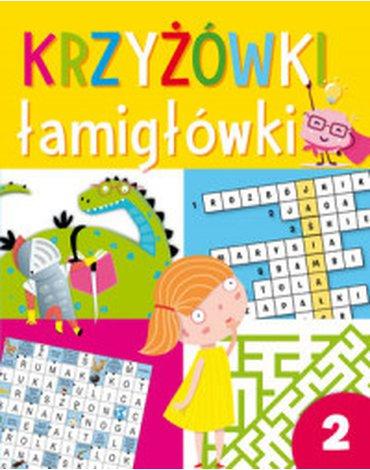 Olesiejuk Sp. z o.o. - Krzyżówki łamigłówki 2