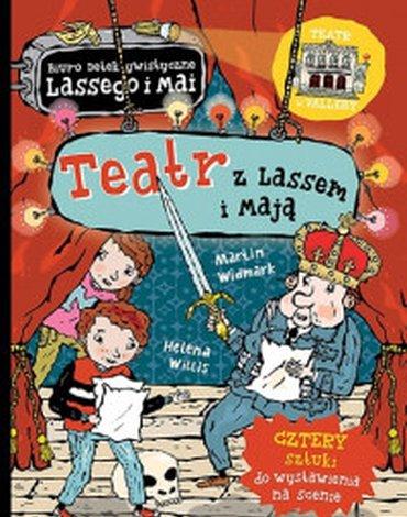 Zakamarki - Biuro Detektywistyczne Lassego i Mai. Teatr z Lassem i Mają