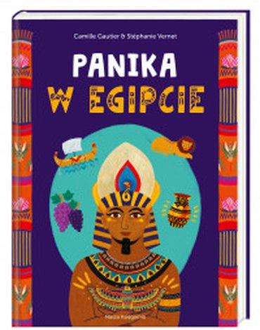 Nasza Księgarnia - Panika w Egipcie