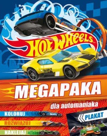 Olesiejuk Sp. z o.o. - Hot Wheels Megapaka