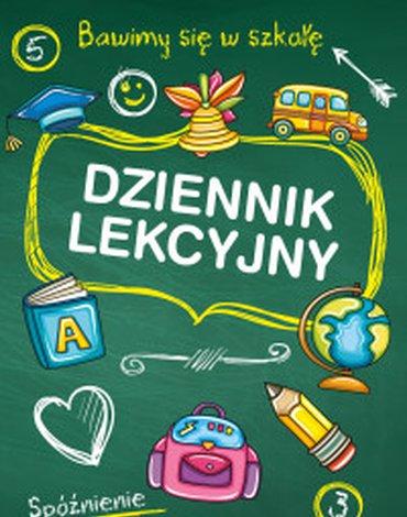 Dragon - Dziennik lekcyjny (z dzienniczkiem ucznia)