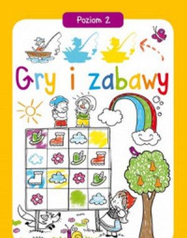 Olesiejuk Sp. z o.o. - Gry i zabawy Poziom 2