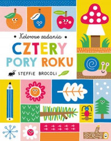 Olesiejuk Sp. z o.o. - Kolorowe zadania Cztery pory roku