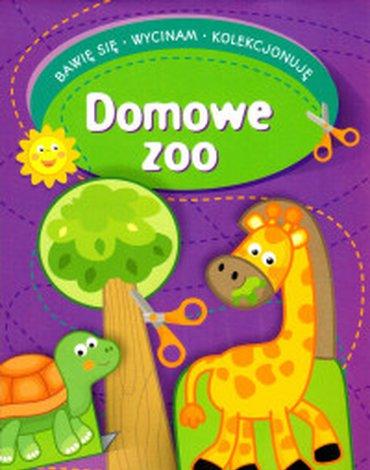 Zielona Sowa - Bawię się, wycinam, kolekcjonuję. Domowe zoo
