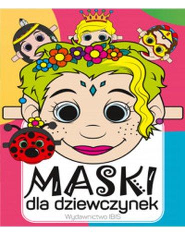 BOOKS - Maski dla dziewczynek