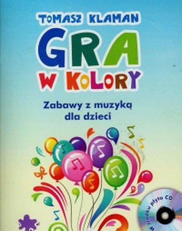 Harmonia - Gra w kolory + CD