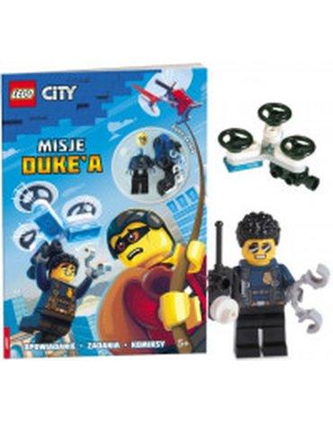 Ameet - Lego City. Misje Duke'a