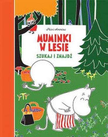 Egmont - Muminki w lesie. Szukaj i znajdź
