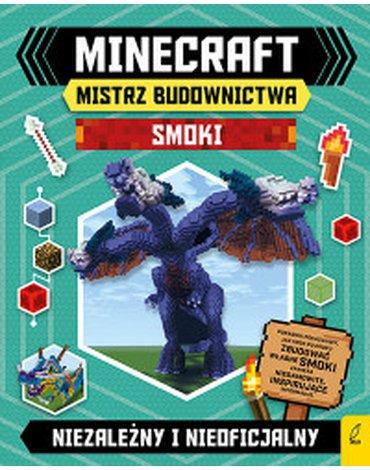 Wilga / GW Foksal - Minecraft. Mistrz budownictwa. Smoki
