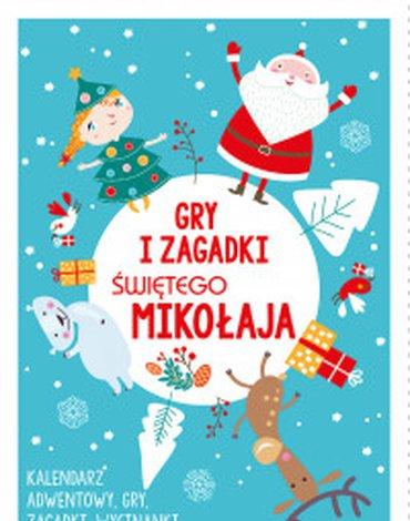 Olesiejuk Sp. z o.o. - Gry i zabawy świętego Mikołaja