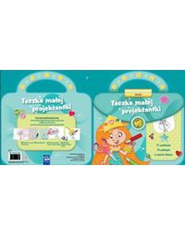Yoyo Books - Teczka małej projektantki Turkus - butik
