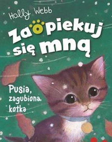 Zielona Sowa - Pusia zagubiona kotka