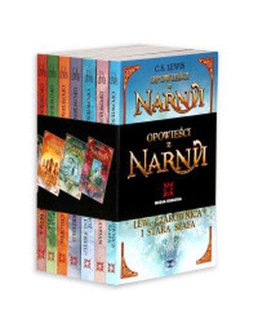 Media Rodzina - Pakiet. Opowieści z Narnii. Tomy 1-7