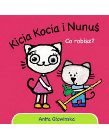 Media Rodzina - Kicia Kocia i Nunuś. Co robisz?