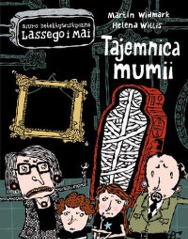 Zakamarki - Biuro Detektywistyczne Lassego i Mai. Tajemnica mumii