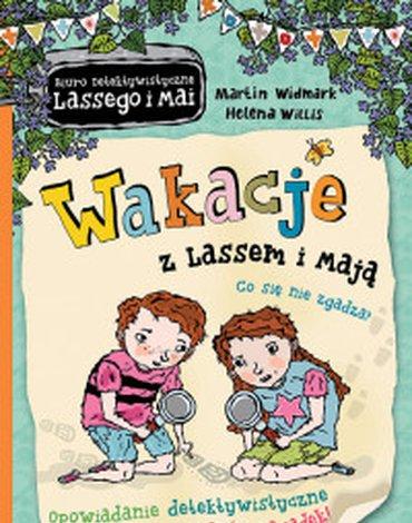 Zakamarki - Biuro Detektywistyczne Lassego i Mai. Wakacje z Lassem i Mają. Co się nie zgadza?