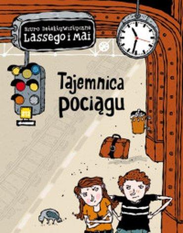 Zakamarki - Biuro Detektywistyczne Lassego i Mai. Tajemnica pociągu