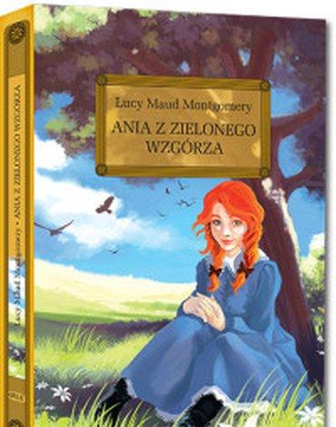 Greg - Ania z Zielonego Wzgórza (wydanie z opracowaniem i streszczeniem)
