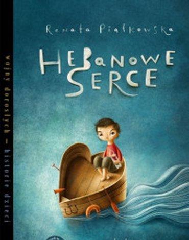 Literatura - Hebanowe serce