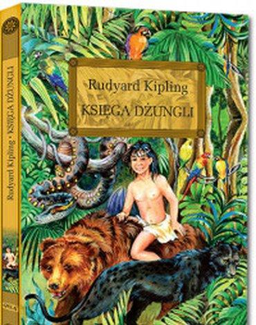 Greg - Księga dżungli (wydanie z opracowaniem i streszczeniem)