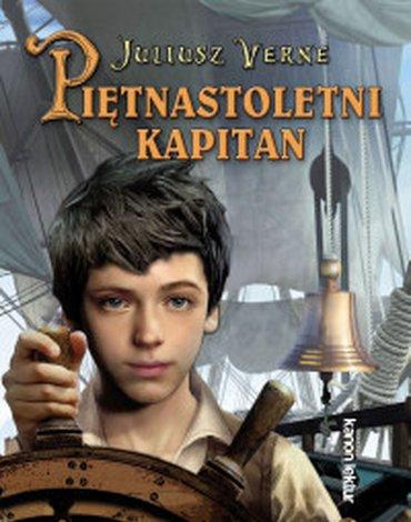 Siedmioróg - Piętnastoletni kapitan