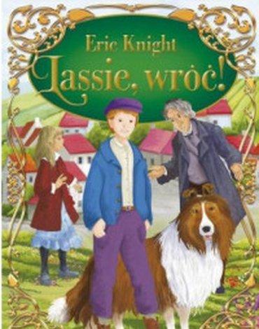 BOOKS - Lassie, wróć!