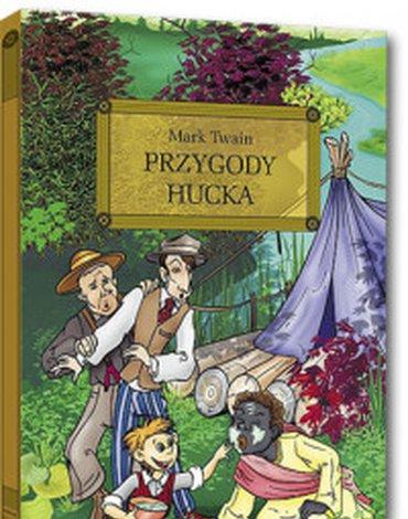 Greg - Przygody Hucka (wydanie z opracowaniem i streszczeniem)