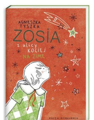 Nasza Księgarnia - Zosia z ulicy Kociej. Na zimę