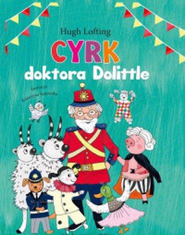 BOOKS - Cyrk doktora Dolittle