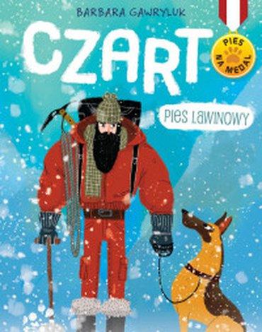Zielona Sowa - Pies na medal. Czart. Pies lawinowy