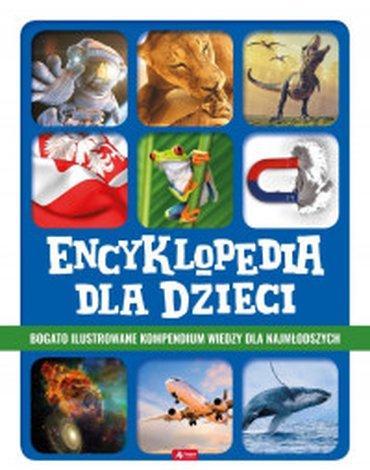 Dragon - nagrodówka - Encyklopedia dla dzieci