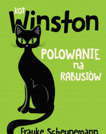 Wydawnictwo Debit - Kot Winston. Tom 3. Polowanie na rabusiów