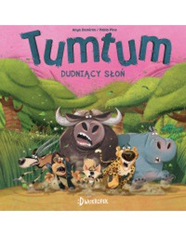 Dwukropek - TumTum. Dudniący słoń